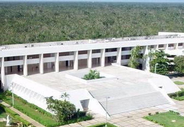 Campus de la Anáhuac-Mayab. (Milenio Novedades)