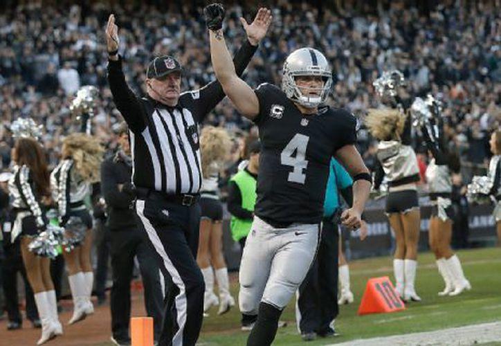La NFL votó 31-1 a favor de la mudanza de los Raiders a Las Vegas (AP Photo)