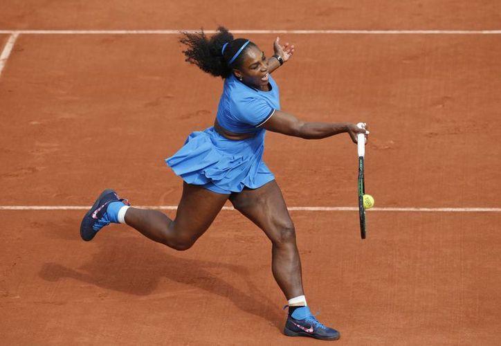 Serena Williams tendrá de rival en octavos a la ucraniana Elina Svitolina.(AP)