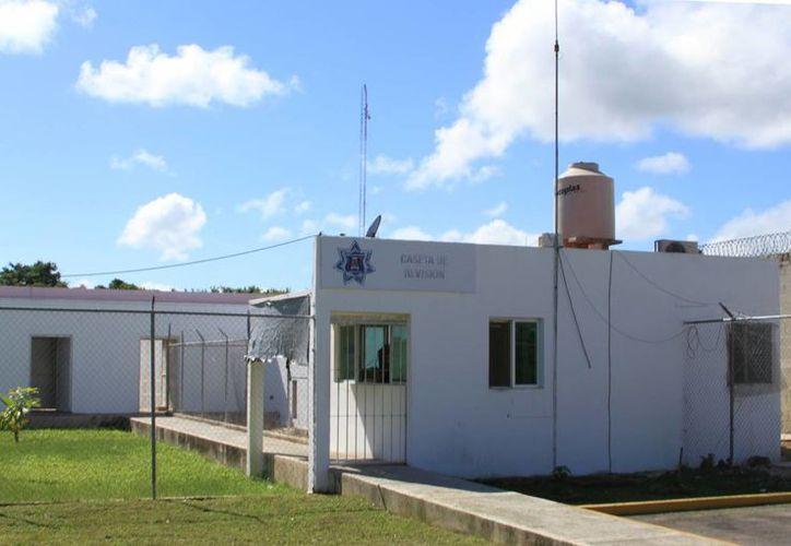 """Actualmente el CIPA tiene una capacidad para """"albergar"""" a 96 adolescentes infractores. (Ángel Castilla/SIPSE)"""