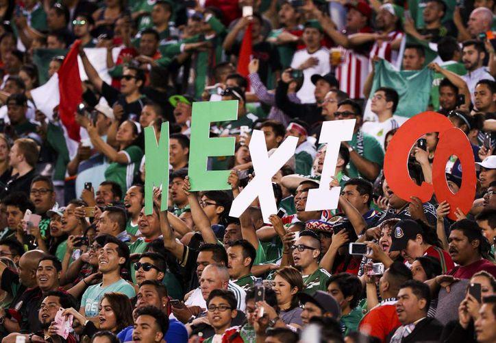 A través del Fan ID de la FIFA, se pudo dar con los responsables del popular grito. (Foto: Contexto/Internet)