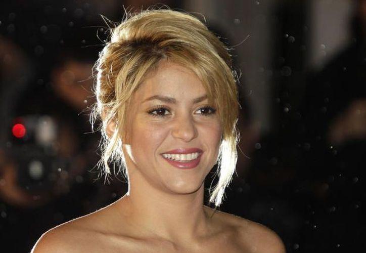 """""""Que todos sus sueños se hagan realidad"""", deseó Shakira a sus fans a través de Facebook. (Agencias)"""