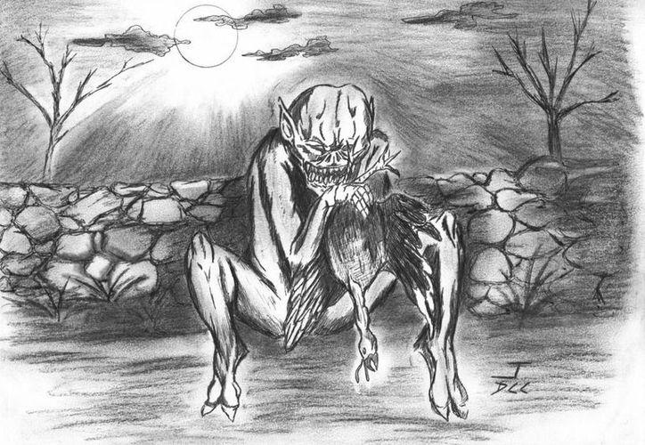 El kakasbal es un demonio maya que puede tomar diversas formas. (SIPSE)