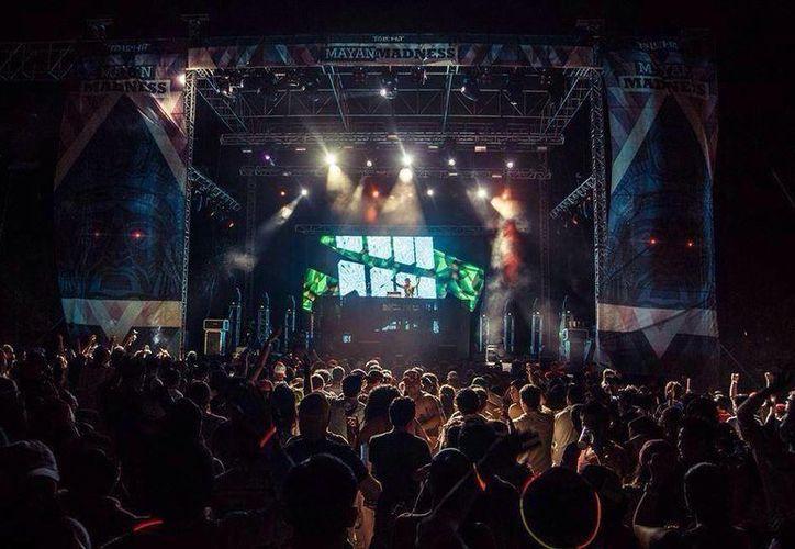 La Riviera Maya albergará de nuevo el festival de música electrónica Mayan Madness. (Redacción/SIPSE)