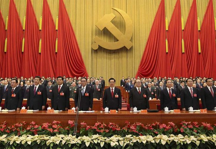 La corrupción amenaza la supervivencia del partido comunista en China, indicó el presidente Xi Jingping. En la imagen, el Parlamento chino. (Archivo/Agencias)