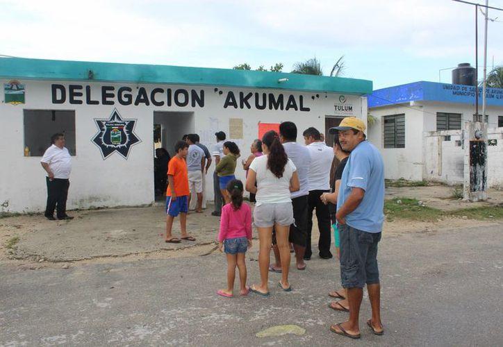 El secretario General del ayuntamiento, Martín Cobos Villalobos, puntualizó que la jornada se desarrolla sin contratiempos. (Sara Cauich/ SIPSE)