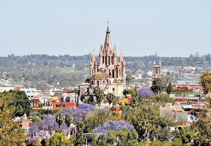 La Ruta Maya conecta los destinos Oaxaca-Tuxtla Gutiérrez y Villahermosa-Mérida, y desde el próximo junio incluirá Cancún-Campeche. (AFP)
