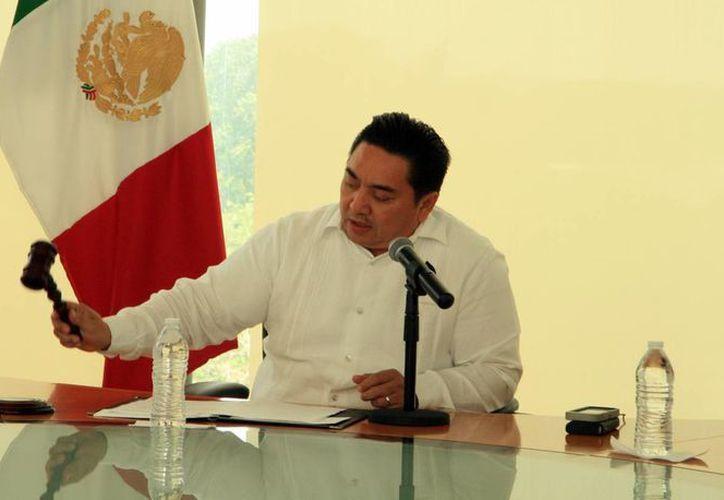 Marcos Celis: Yucatán ha implementado la reforma penal a su propio ritmo y va a buen paso, con efectividad. (José Acosta/SIPSE)