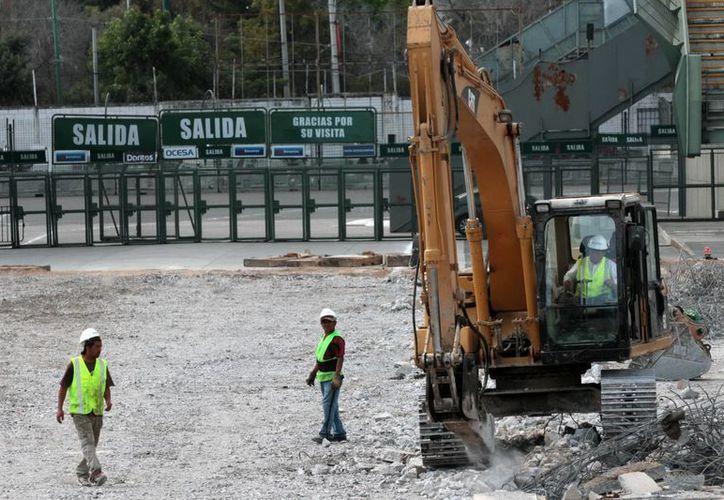 El Gran Premio de México se realizará el 1 de noviembre en el Autódromo Hermanos Rodríguez de la capital mexicana, que es remodelado y supervisado. (Notimex)