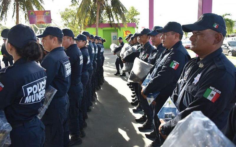 Resultado de imagen para Dirección General de Seguridad Pública y Tránsito del Ayuntamiento de Othón P. Blanco