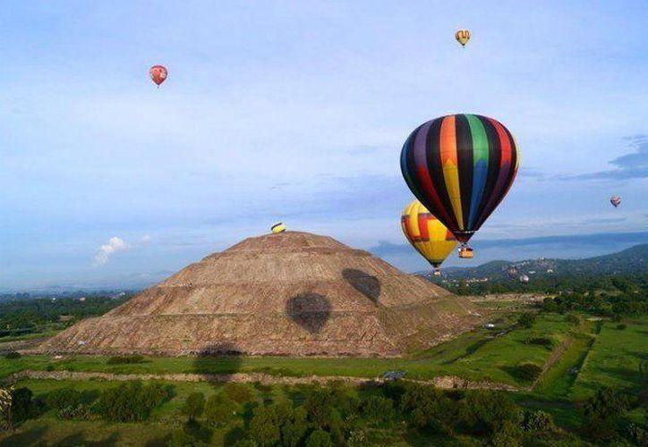 El festival tendrá por lo menos 50 globos aerostáticos. (Garuyo)