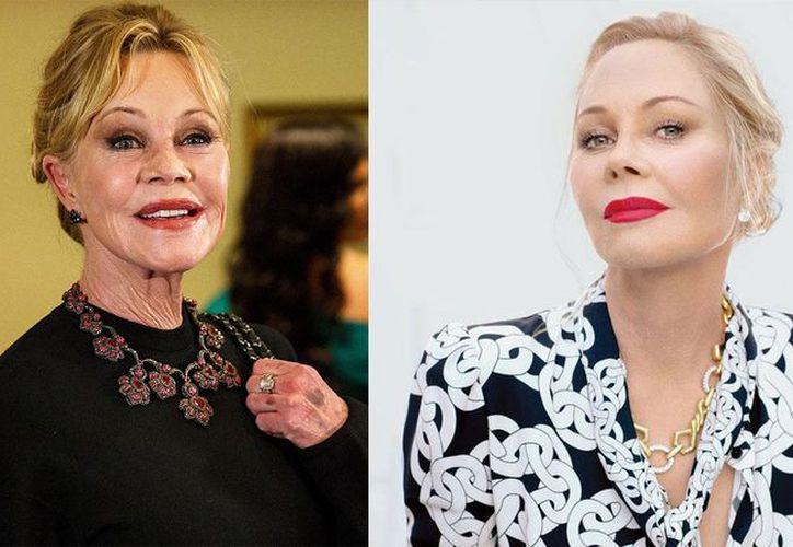 La actriz norteamericana salió en la revista Instyle con un cambio radical en su rostro. (Foto: tn.com.ar)