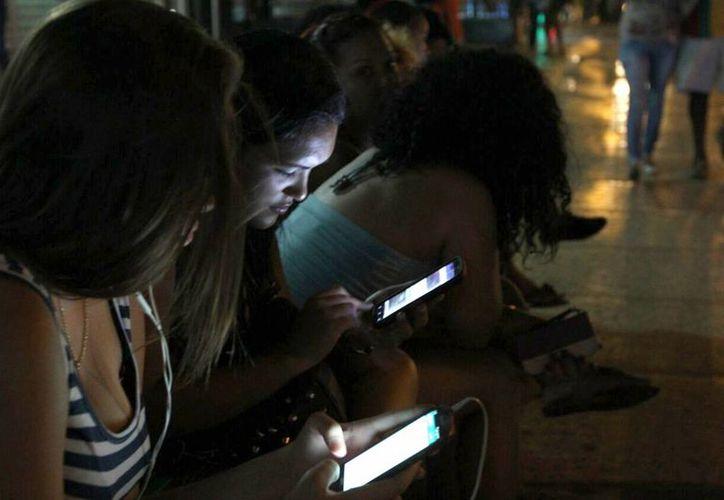 El Estado con mayor conectividad a las redes públicas wifi gratuitas según su tasa de población son Colima con 215 puntos. (Archivo/Notimex)
