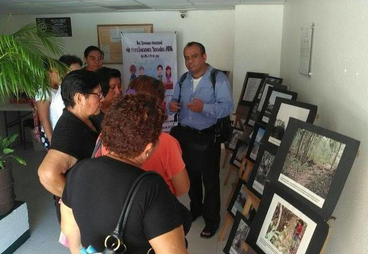 El IMSS busca promocionar este conocimiento entre el personal. (Celcar López /SIPSE)