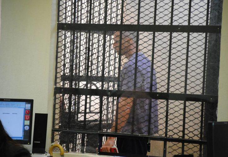Bruce Beresford cumplió en febrero un año de estar recluido en la cárcel. (Eric Galindo/SIPSE)