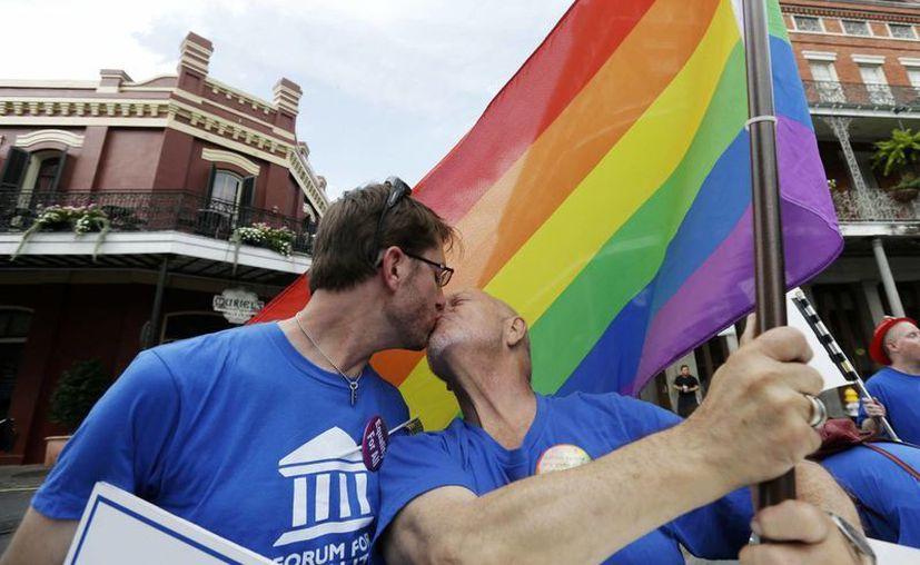 En México, sólo en el Distrito Federal, Quintana Roo, Oaxaca y Colima están permitidos los matrimonios entre personas del mismo sexo. (Agencias)