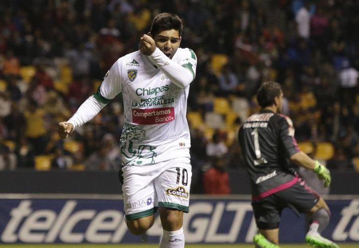 La escuadra Jaguar jugará dos partidos fuera de su estadio por la visita del Papa Francisco,ambos enfrentamientos fueron en contra de Veracruz y Tigres en el estadio  'Cuauhtémoc' de Puebla(Notimex)