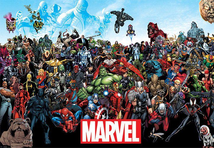 La películas de Marvel, próximamente ya no estarán disponibles en Netflix. (EuroPosters)