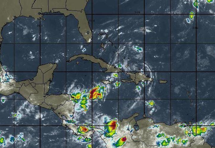 La probabilidad de lluvias en Chetumal es del 10%. (Intellicast)