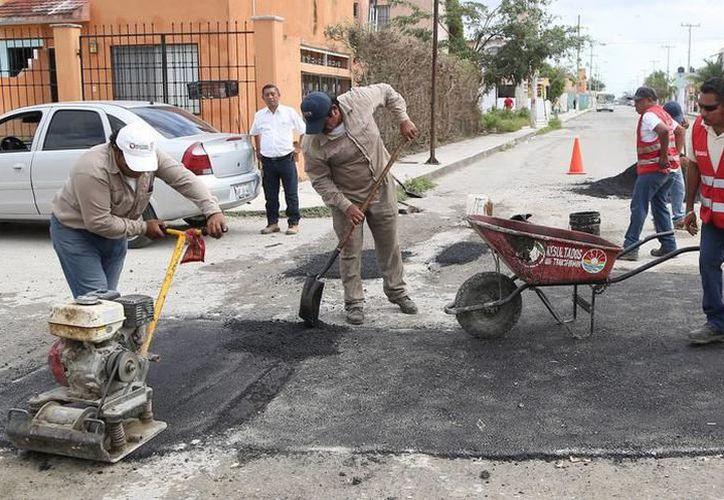 Los trabajos se harán en las colonias Salvador Alvarado Sur, Castilla Cámara, El Robre Agrícola, entre otras. (Archivo/Sipse)