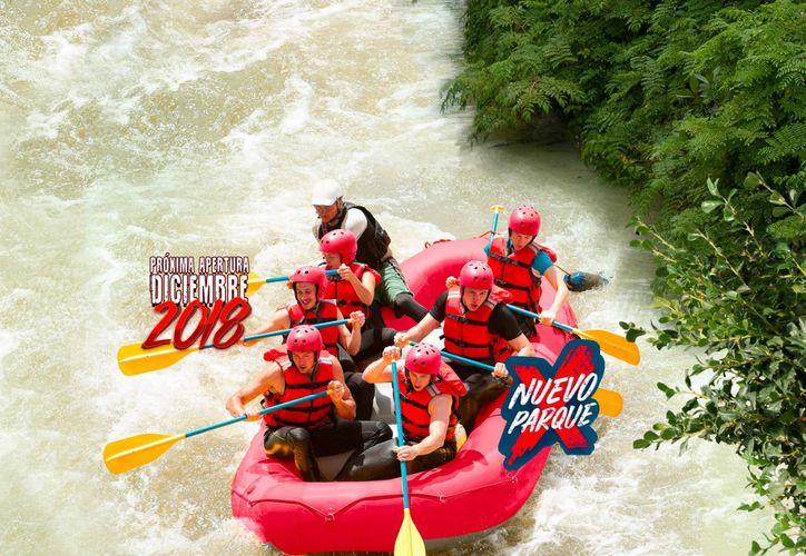 Podrás disfrutar de todas las actividades más audaces por tierra, aire y agua. (Página Oficial Xavage)