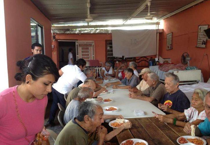 Con sus nuevas instalaciones, la Casa de Descanso de los Abuelos espera ampliar su servicio. (Cortesía)