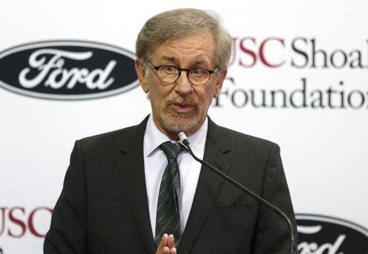 El director de cine Steven Spielberg es fundador y director de la Fundación Shoah, la cual se encarga de documentar en video testimonios de episodios trágicos en la historia de las sociedades modernas. (Archivo AP)