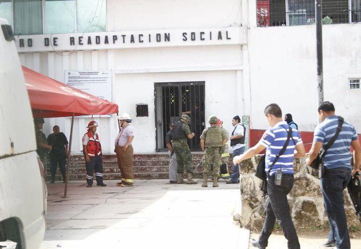 Hasta el momento personal de la Comisión ha visitado cinco centros de reclusión en el Estado. (Gerardo Amaro/SIPSE)