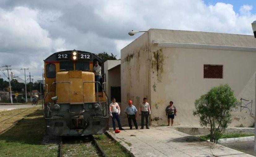 Las primeras tres licitaciones del tren maya saldrán en los próximos meses. (Archivo/Sipse)
