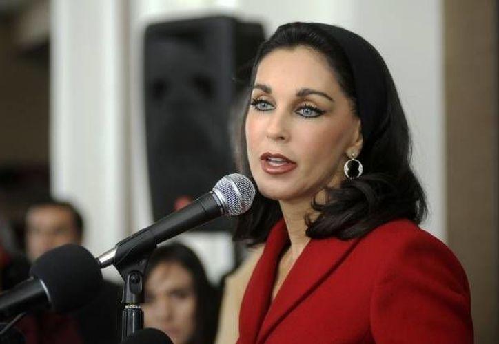 María Elvia Amaya formaba parte de la 62 Legislatura. (Agencias/Foto de archivo)