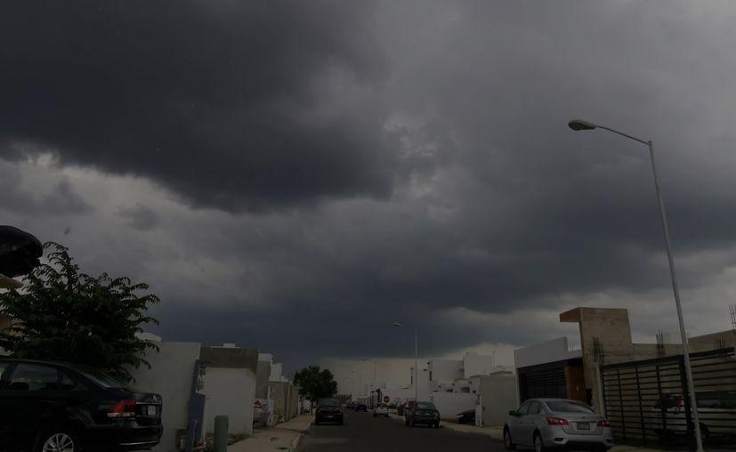 Pronostican lluvias en este fin de semana (José Acosta/Novedades Yucatán)