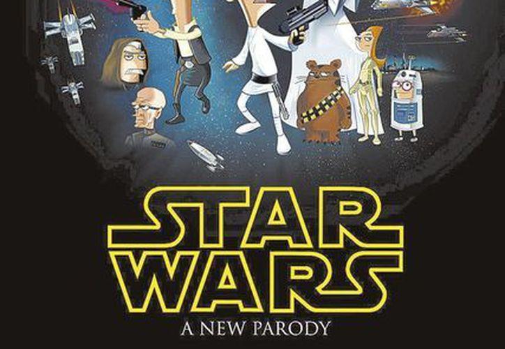 En agosto llegará el capítulo especial en que los dos hermanastros Phineas y Ferb serán vecinos de Luke Skywalker en Tatooine. (Milenio)