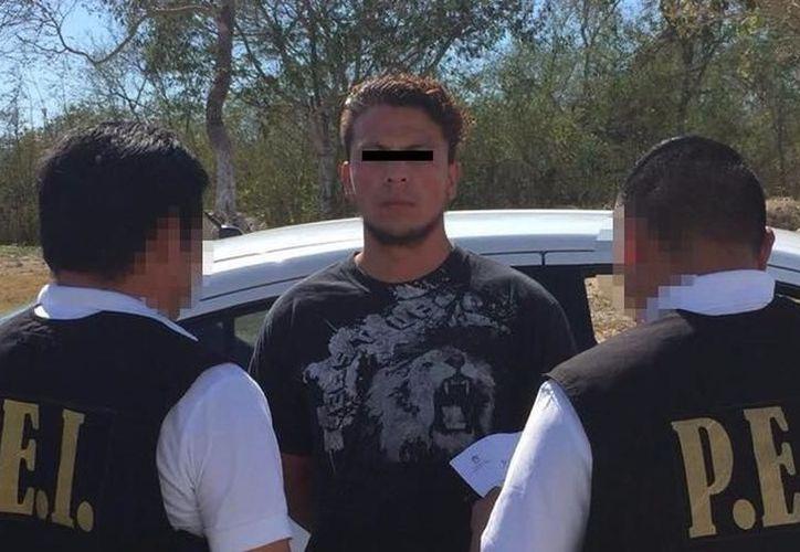 Francisco Javier se declaró culpable del delito de narcomenudeo en la variante de posesión con fines de comercio de marihuana. (Milenio Novedades)