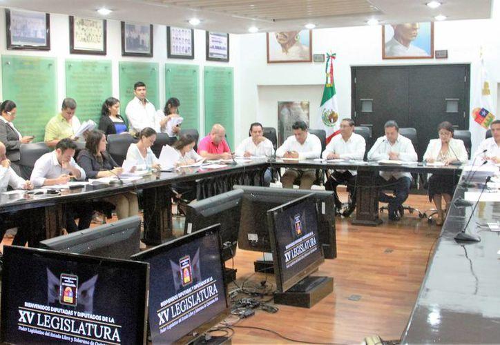La XV Legislatura turnó a comisiones el paquete de reformas en materia de disciplina financiera. (Carlos Horta/SIPSE)