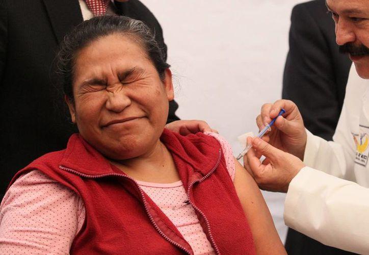 En México, de las 80 millones de dosis de vacunas que se aplican anualmente, unas 20 millones son para adultos. (Archivo/Notimex)