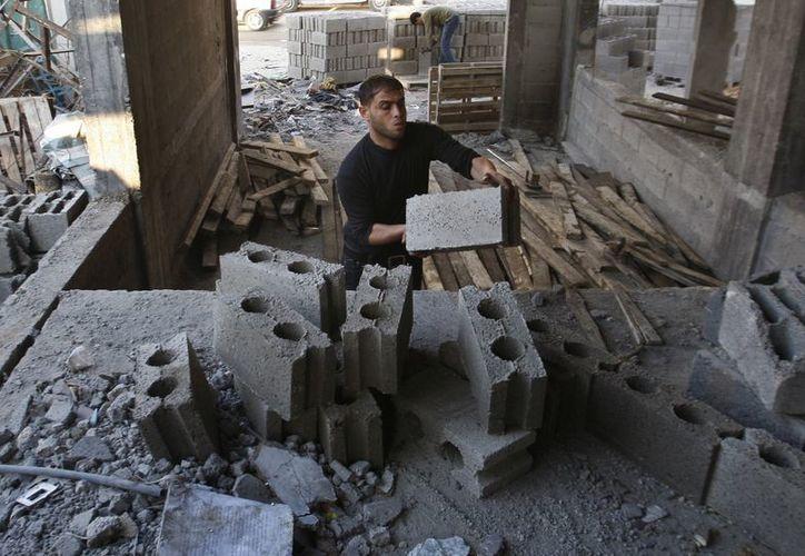 Los gazatíes y su infraestructura pagan el precio. (Agencias)