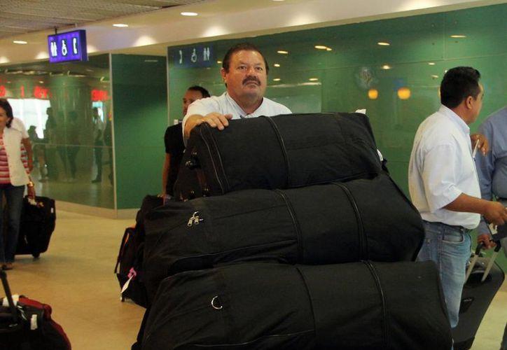 La actividad en el aeropuerto de Mérida va al alza. La apertura de más rutas aéreas significa que haya más ocupación hotelera para Mérida. (Milenio Novedades)