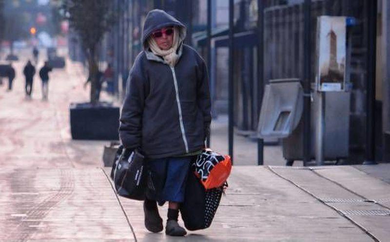 Pronostican frío de entre 0 y 8 grados en 5 delegaciones