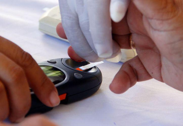 Un buen control médico en el paciente puede evitar las consecuencias de la diabetes. (Milenio Novedades)