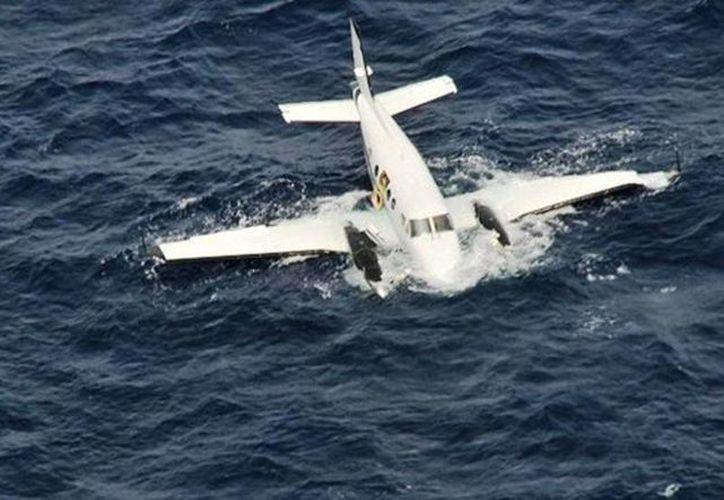 El derribo de la aeronave se produjo dentro del mar territorial venezolano y a 25 millas náuticas al noroeste de la Base Josefa Camejo, ubicada en el estado noroccidental de Falcón. (@DiarioContraste)