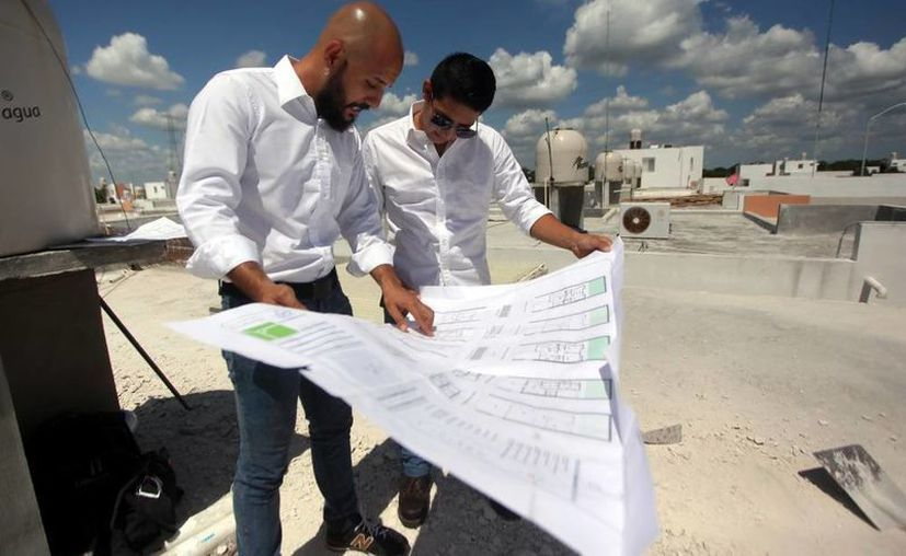 Divergencia Arquitectos es una empresa formada por tres profesionales que buscan crear diseños funcionales y sustentables. (Amílcar Rodríguez)