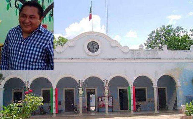 El Alcalde de Muna, Víctor Manuel Maravé, acumuló anomalías por más de 3 millones de pesos. (Milenio Novedades)
