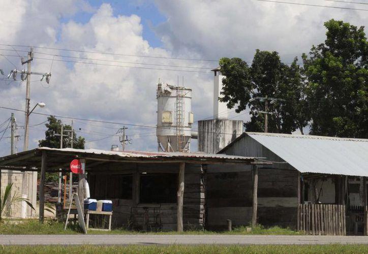 El Parque Industrial de Chetumal fue construido en julio de 1983. (Harold Alcocer/SIPSE)