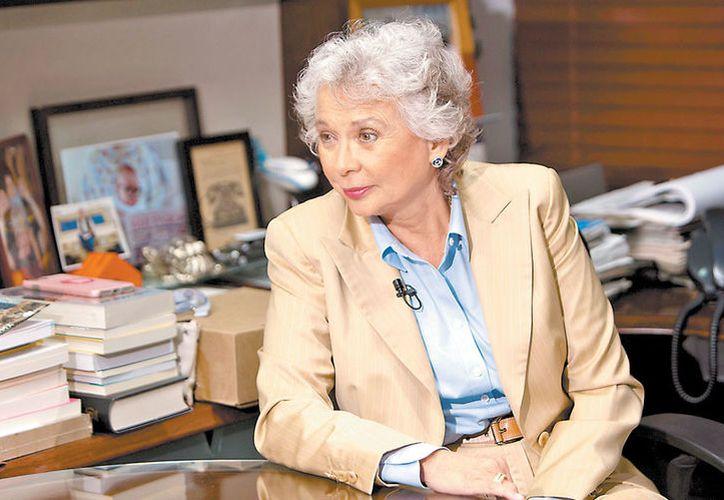 Olga Sánchez Cordero, será la Secretaria de Gobernación de la nueva administración en México. (Foto: Milenio)