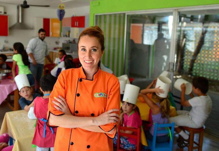 Chefsitos contribuye con la nutrición infantil y fomenta hábitos saludables entre los niños y adultos de la mano de Mariana Azcorra Aguilar. (Milenio Novedades)