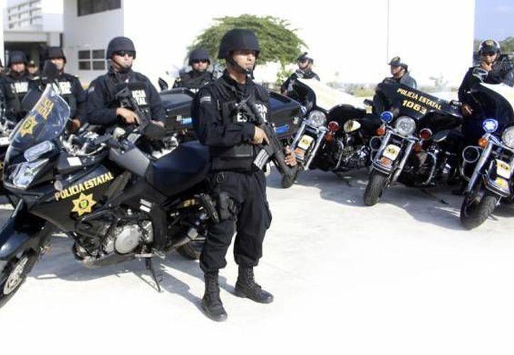 La Policía Turística, que forma parte de la SSP, cuenta con 22 agentes que dominan el español, inglés, el francés y el maya. (SIPSE)