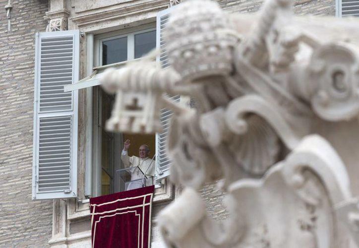 El Pontífice pidió a la comunidad internacional apoyar las iniciativas de diálogo por Ucrania. (Agencias)