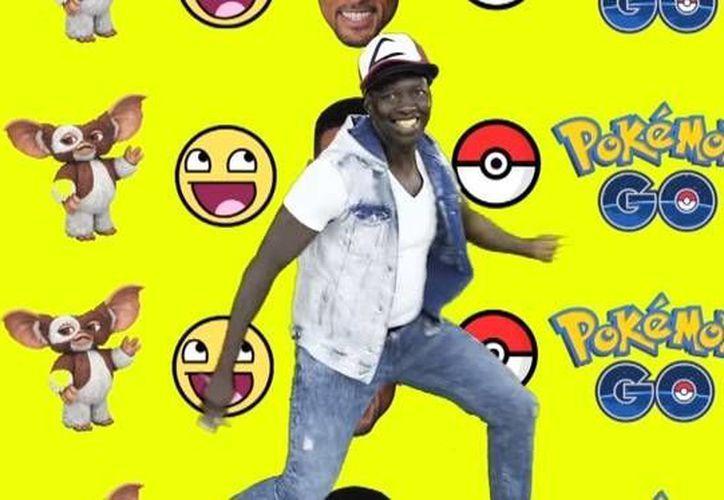 Banana Nut lanzó un reggaetón inspirado en Pokémon Go. (Foto tomada de latino1027.com)