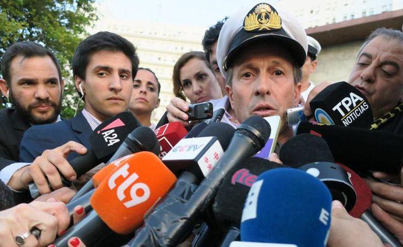 """Balbi ha recordado que la situación es """"crítica y la preocupación cada vez va in crescendo"""". (Vanguardia)"""