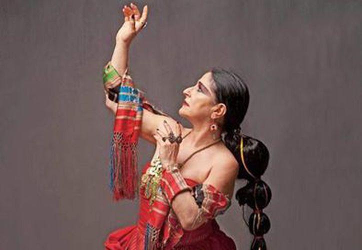 Los días 21 y 27 de noviembre se presentarán diferentes actividades culturales, entre ellas el concierto de Astrid Hadad. (Foto/Internet)